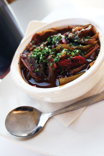 Edmund Fitzgerald Porter Pepper Steak Soup